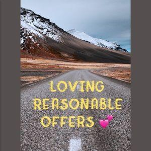 Loving Reasonable Offers